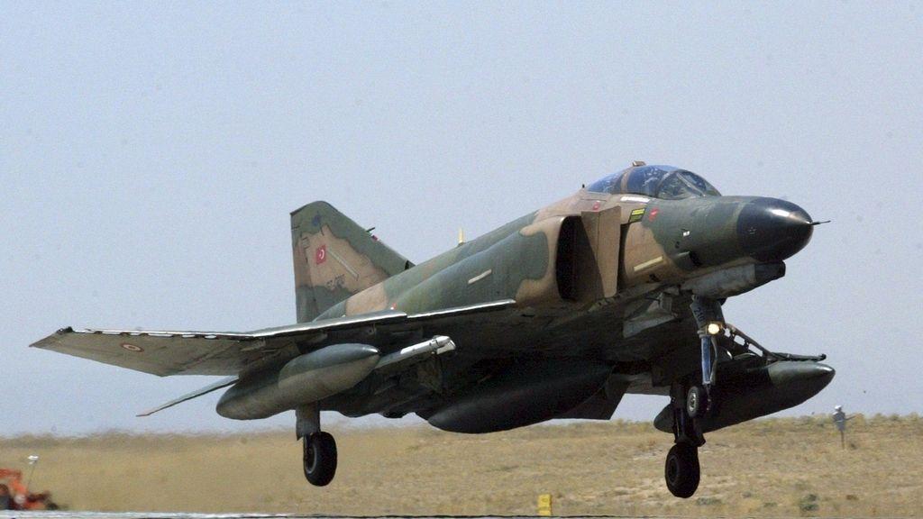 F-4 Turquía (EFE)
