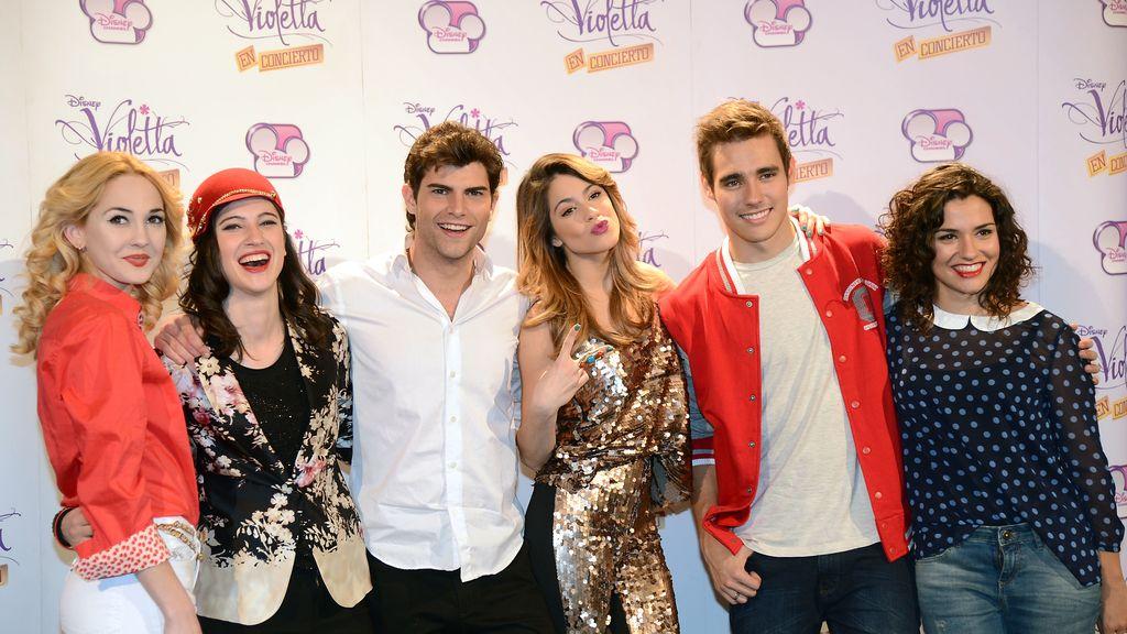 'Violetta' aterriza en concierto en Madrid