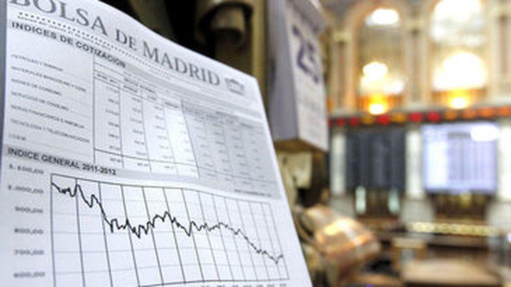 El Ibex sufre su segunda mayor caída del año