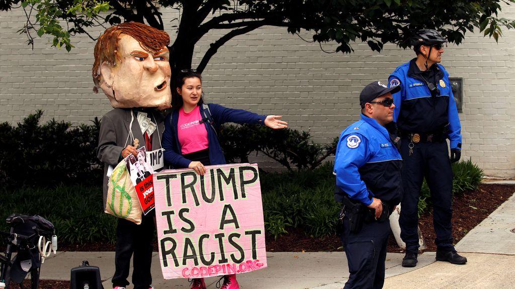 Protesta anti-Trump