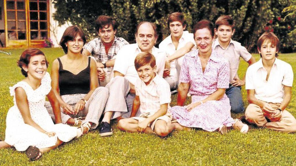 Familia Pujol
