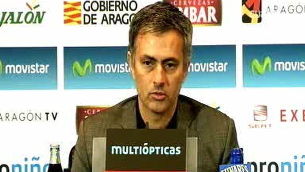 Mourinho nos habla de perros y gatos