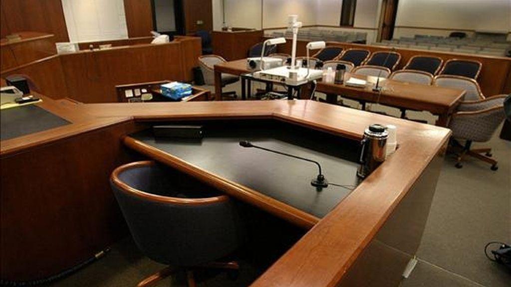 El resto de la sentencia dictada por la Corte de Apelaciones de Talca, varía entre condenas que van desde los 541 días hasta los 3 años y un día de presidio. EFE/Archivo