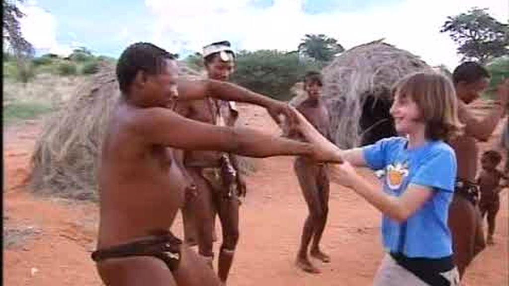 Clases de baile en Namibia