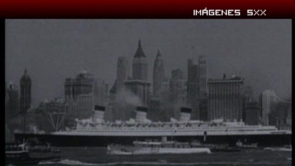 Imágenes del siglo XX: El Queen Mary