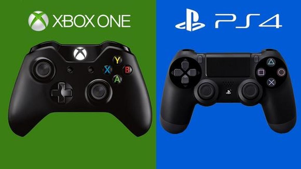 PS4,Xbox One,comparativa,videoconsolas,PlayStation 4