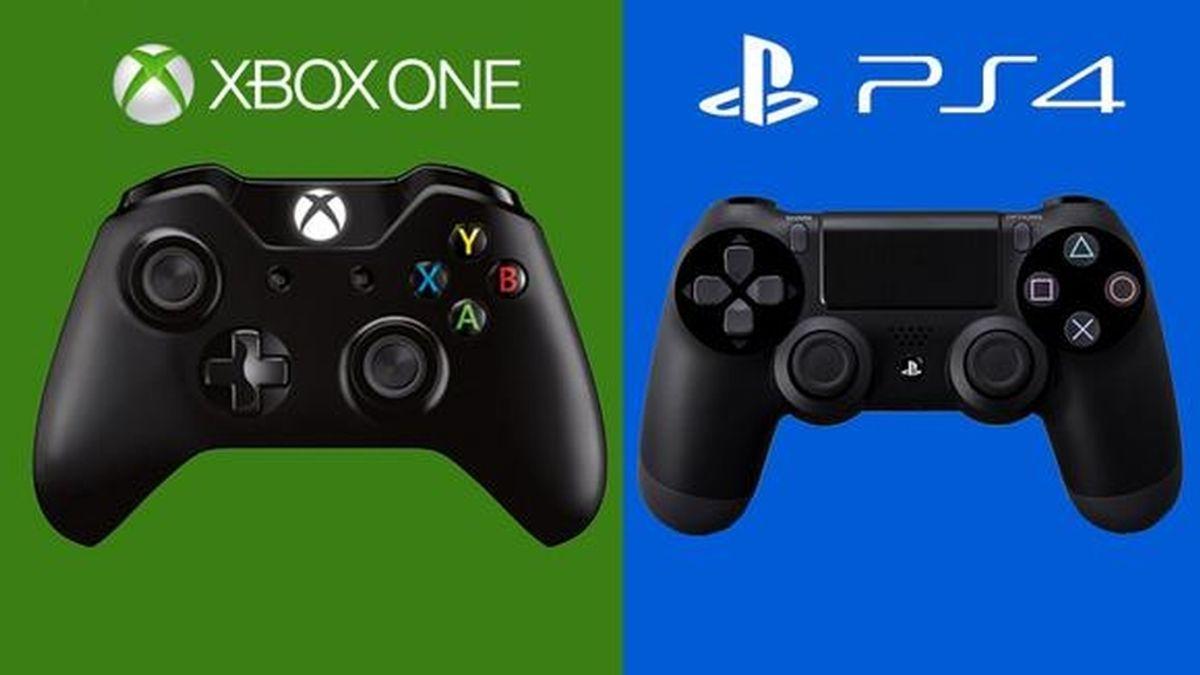 PS4,Xbox One,comparativa,videoconsolas,PlayStation 4