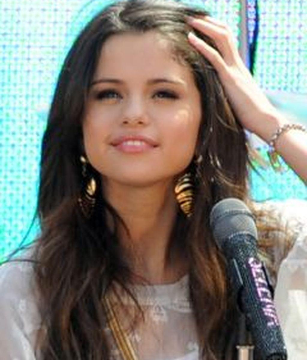"""Selena Gómez asegura que """"no es perfecta"""". Foto: Gtres."""