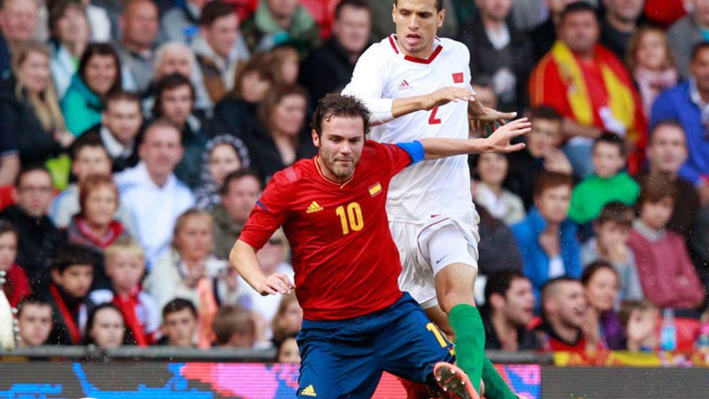 España se despide de Londres sin goles