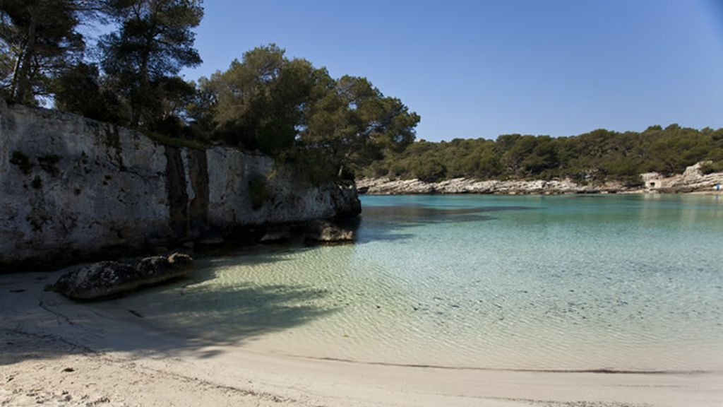 El refugio de Miguel Ángel Muñoz está en Menorca