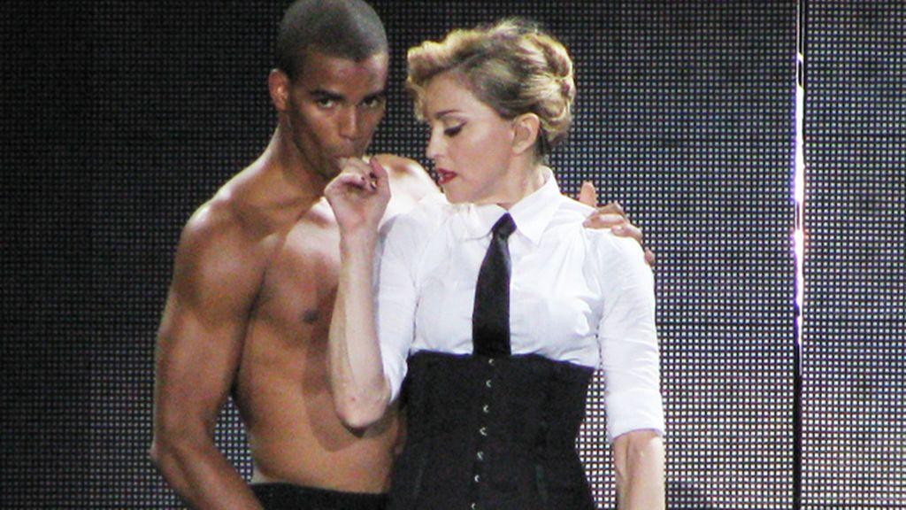 Madonna y Brahim Zaibat, 29 años de diferencia