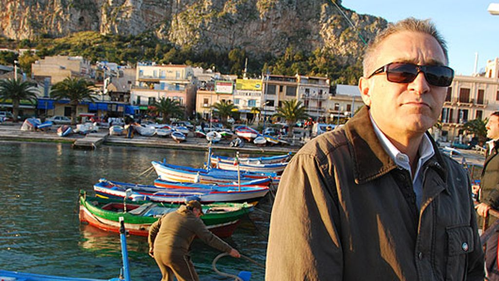 Con la familia en Sicilia
