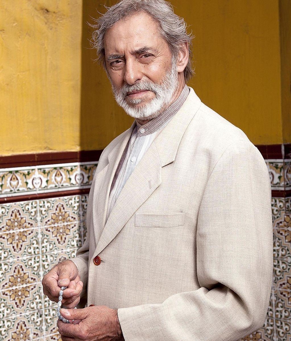 Hassan (Tomás Calleja), el padre de Fátima