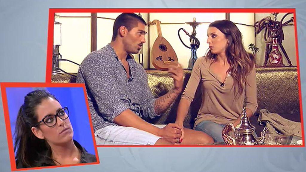 """Isaac, sobre Alba: """"No creo yo que dé mucho más…"""""""