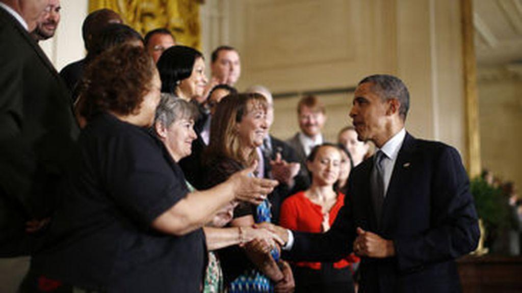 Obama propone en el Congreso rebajar los impuestos