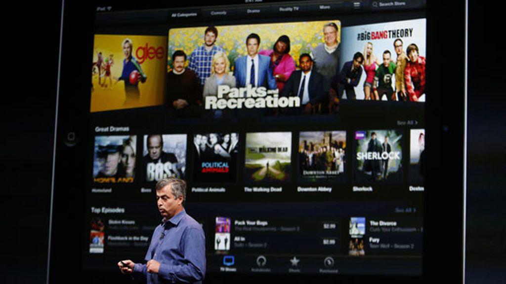 """iTunes estrena nuevo diseño e integración """"absoluta"""" con iCloud"""