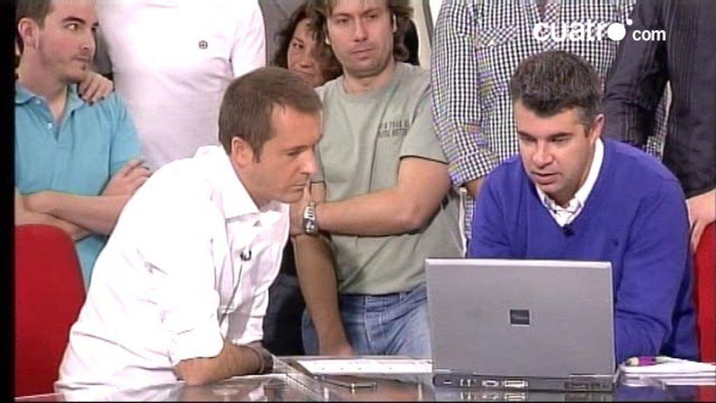 Videochat Los Manolos 25 de octubre 2010 (3 de 3)