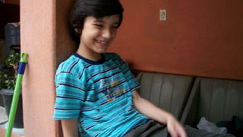 David, el niño de 10 años que disparó varias veces a su maestra y luego se suicidó.