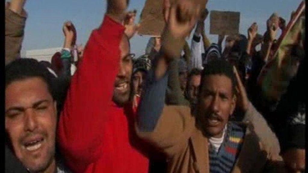 La situación de los refugiados es dramática en Libia