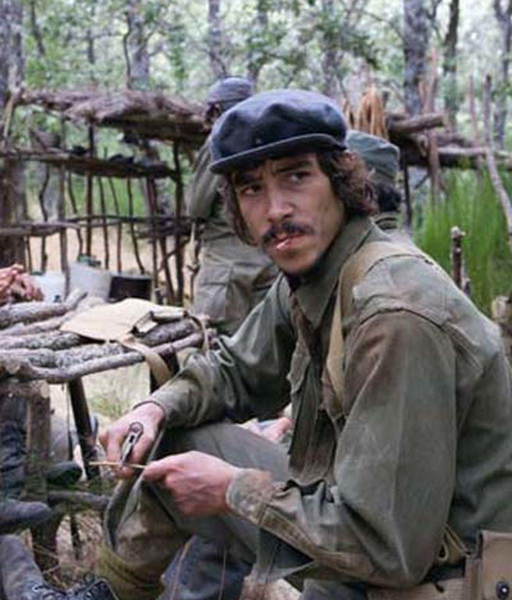 Oscar Jaenada en 'Guerrilla'