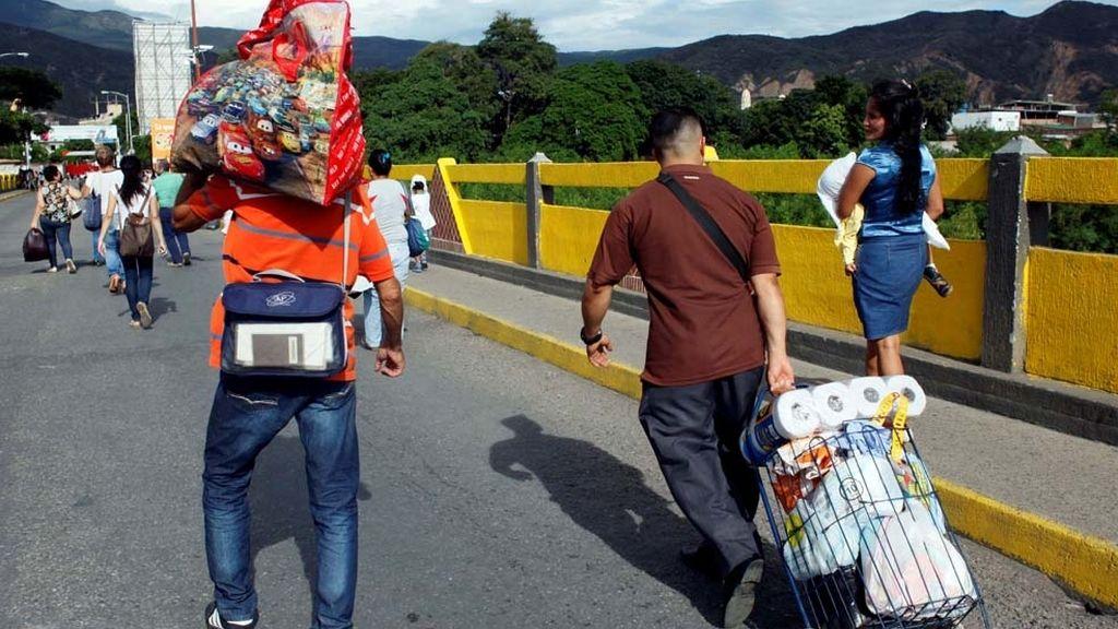 En busca de abastecimiento en Colombia