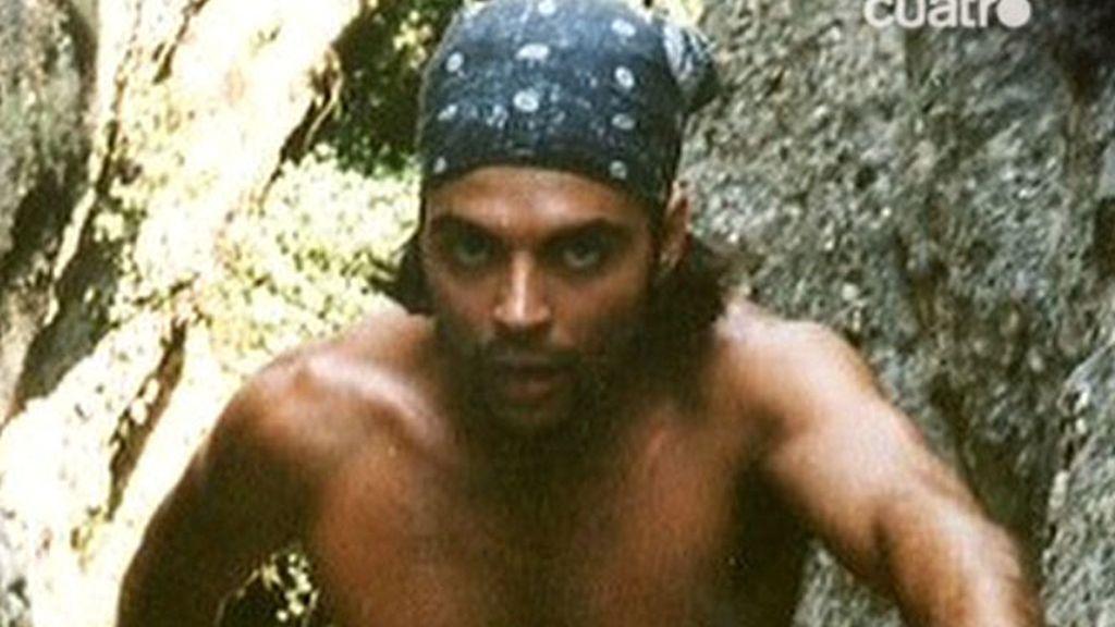 Ángel Moya, un colaborador muy aventurero