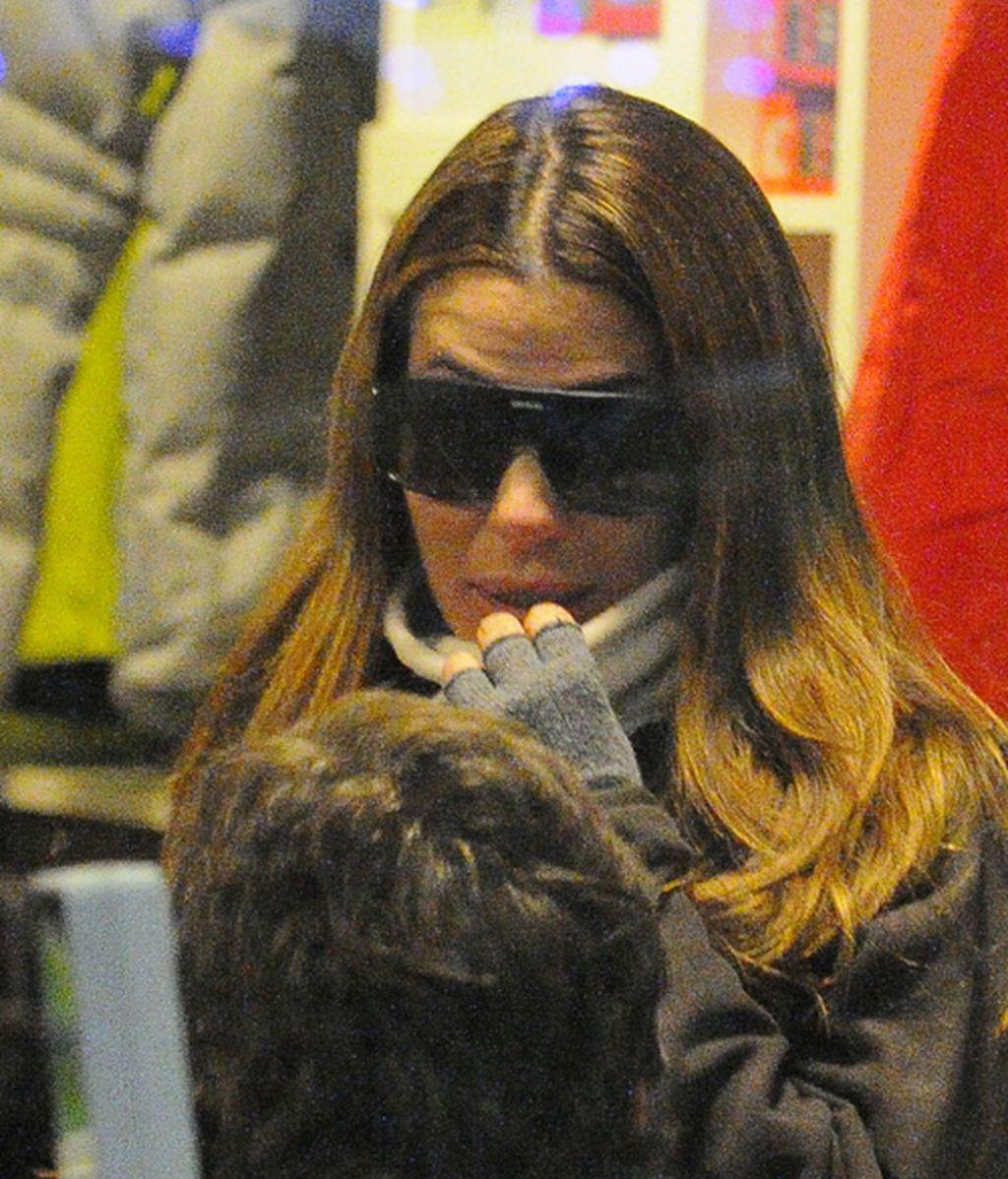 Elena Tablada y Daniel Arigita, escapada de snowboard a Baqueira