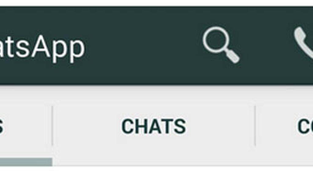WhatsApp,interfaz WhatsApp,llamadas en WhatsApp,mensajería instantánea