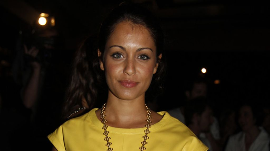 La actriz Hiba Aboukhris