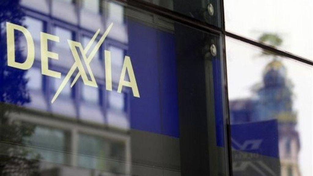 El banco Dexia será rescatado por un valor de 4.000 millones de euros.