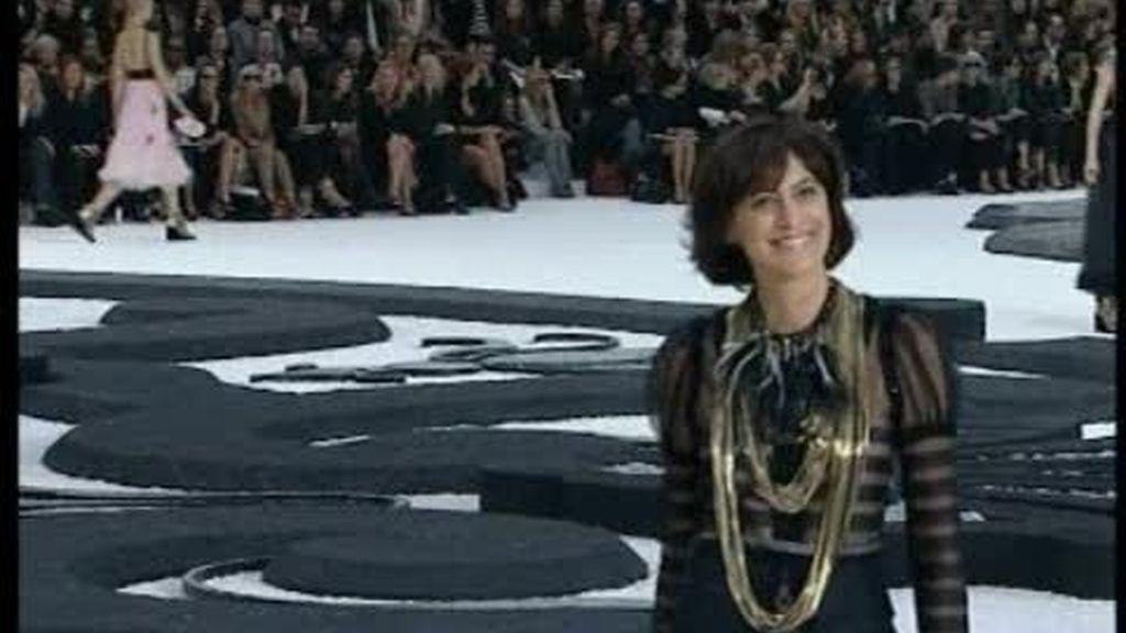 Chanel triunfa en París