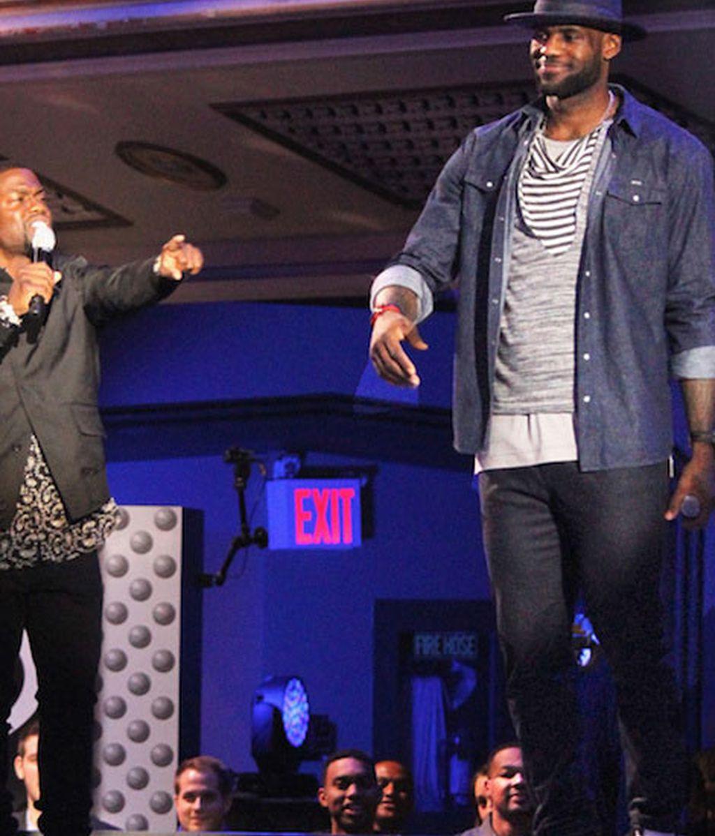El primer desfile de moda de la historia de la NBA
