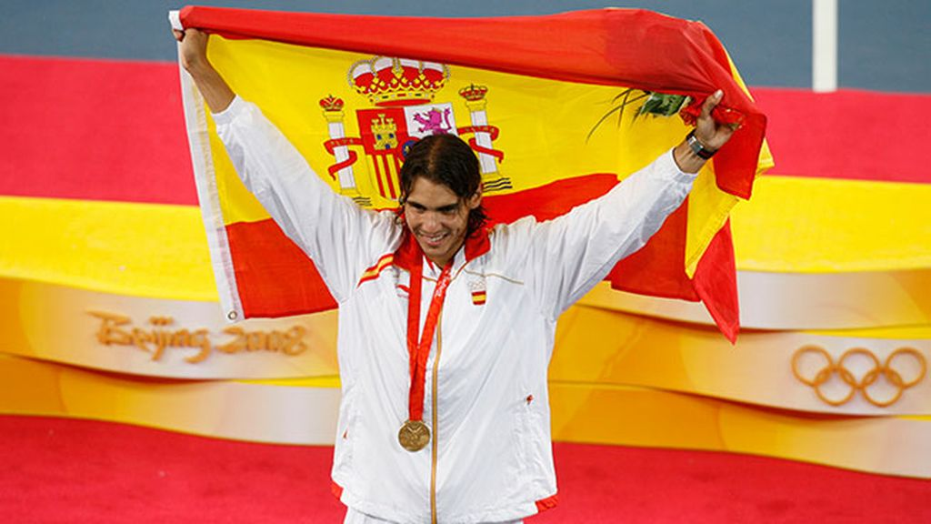 Pekín 2008: Rafael Nadal - Tenis