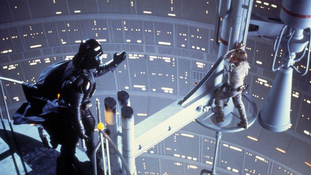 """""""Luke, yo soy tu padre"""""""