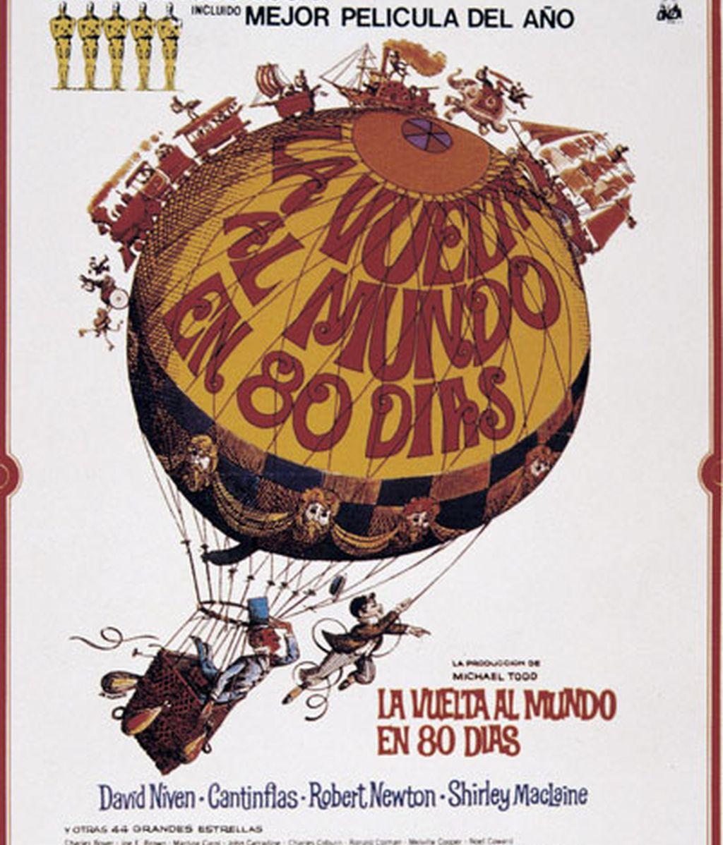 Su película 'La vuelta al mundo en 80 días' de 1956