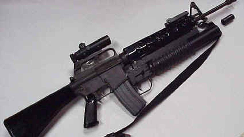 Fusil de asalto AR-16