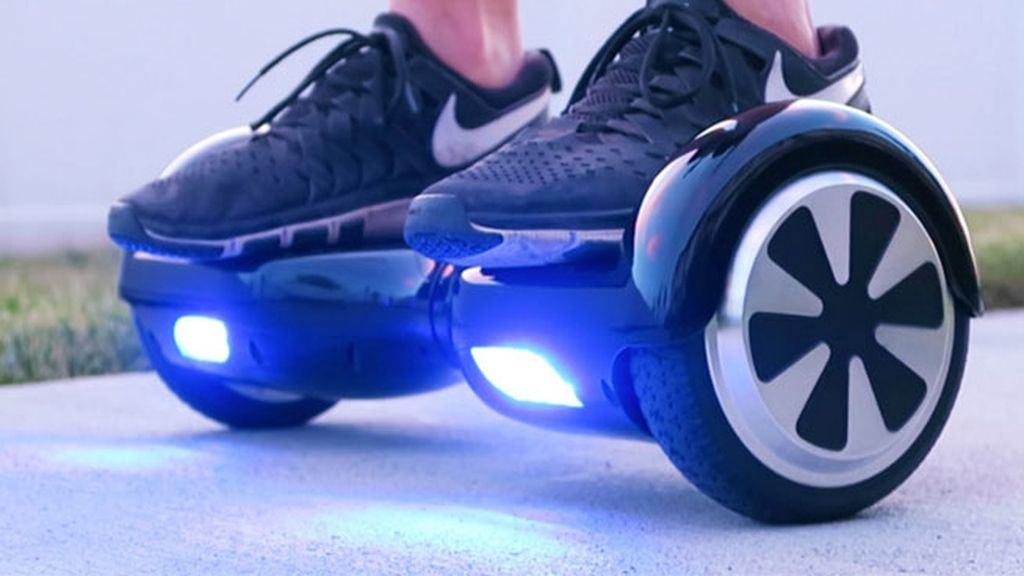 patinetes eléctricos, patinetes 'hoverboard', 'hoverboard',