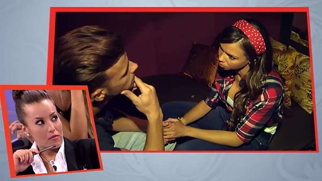 "Cristian: ""No me gusta que cualquiera me bese"""