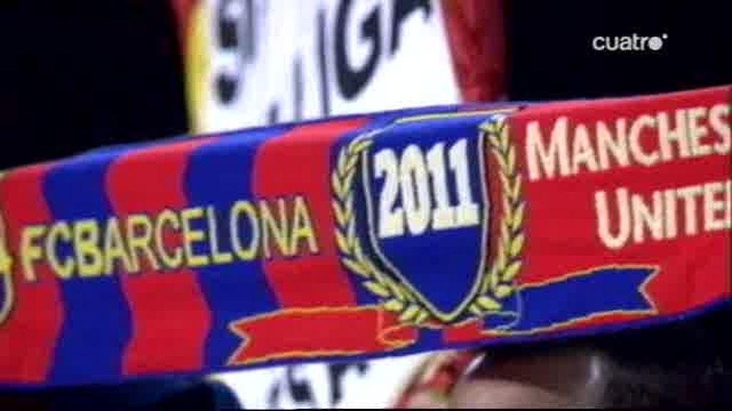La final de Champions 2011