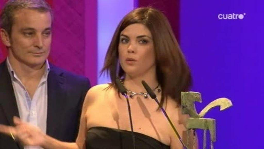 21 días en la mina es premiada en los Premios Ondas 2010