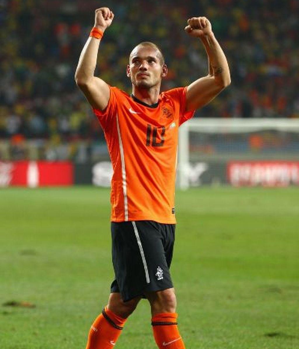 Holanda tumba a Brasil