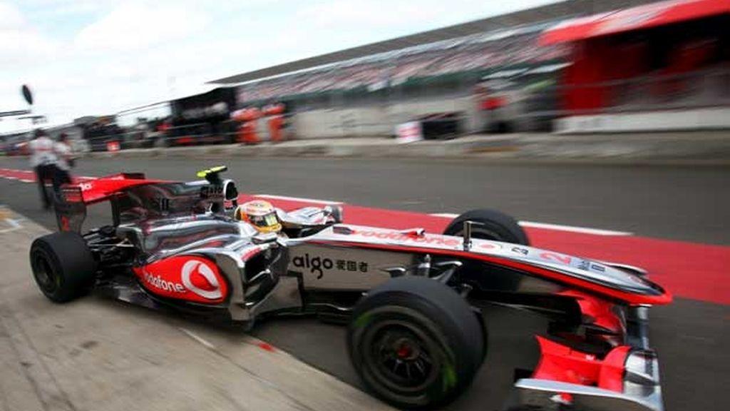 McLaren esconde sus cartas