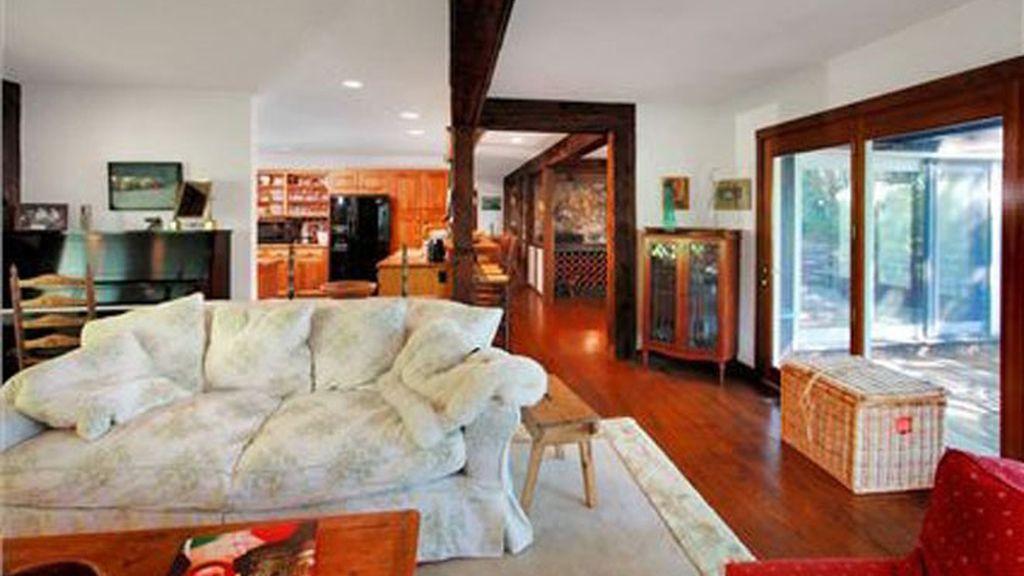 Nos colamos en la casa de Robert Redford