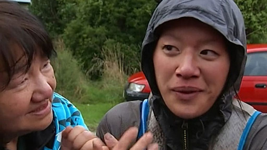 Logra sobrevivir tras perderse en el bosque gracias a la leche materna