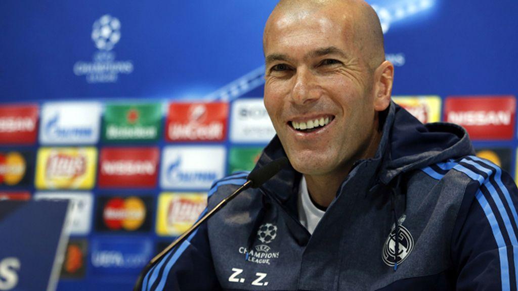 """Zidane: """"La obligación en la Champions es la Roma"""""""