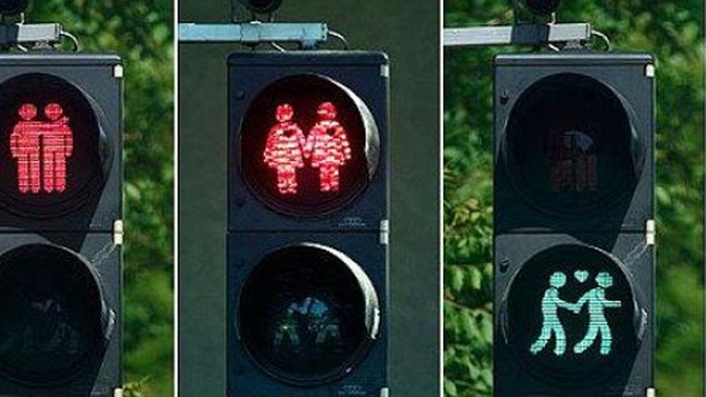 Semáforos en Austria