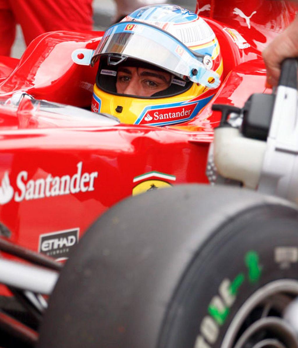 Alonso, antes de los terceros libres
