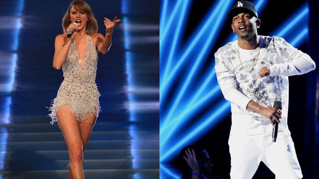 Los dos cantantes con más nominaciones de los Grammys 2015