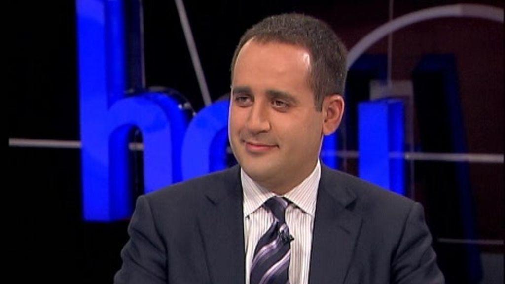 Gabilondo entrevista a Jorge Alarte (Parte 1)