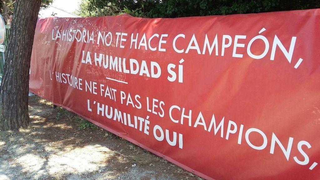 Carteles motivadores para animar a la selección española en la Eurocopa